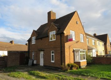 Thumbnail 3 bed semi-detached house for sale in Hoole Road, Upton, Wirral