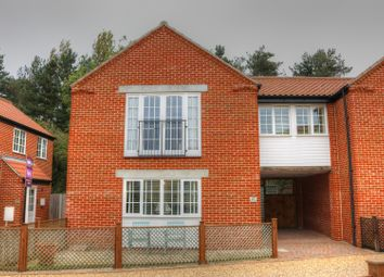 Thumbnail 3 bedroom link-detached house for sale in The Staithe, Stalham