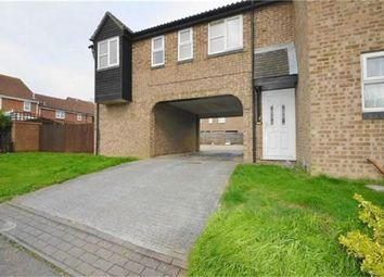 Thumbnail 1 bed terraced house to rent in Frobisher Way, Shoeburyness, Southend-On-Sea, Essex