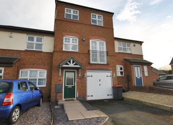 3 bed town house for sale in Bradley Road, Donnington, Telford TF2