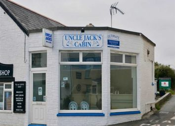 Thumbnail Restaurant/cafe for sale in Uncle Jacks Cabin, Bossiney Road, Tintagel