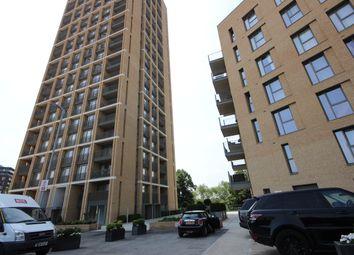Thumbnail Flat for sale in 1 Moorhen Drive, London