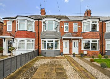 Thumbnail 2 bed terraced house for sale in 304 Willerby Road, Hull