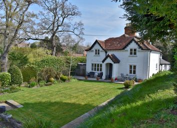 Thumbnail 4 bed detached house for sale in School Lane, Pilley, Lymington