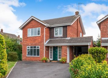 Thumbnail 4 bed detached house for sale in Charlotte Close, Little Haywood, Stafford, Staffordshire
