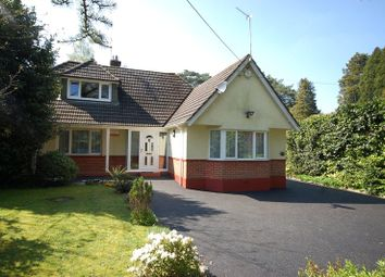 Thumbnail 2 bedroom detached bungalow for sale in Dudsbury Crescent, Ferndown
