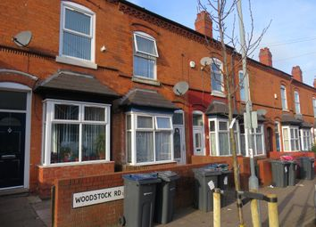 Thumbnail 2 bed terraced house for sale in Woodstock Road, Handsworth, Birmingham