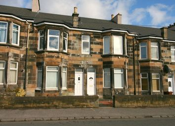 Thumbnail 1 bed flat for sale in Biggar Road, Cleland
