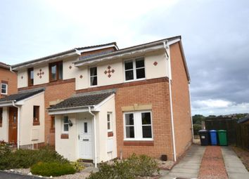Thumbnail 3 bed semi-detached house for sale in Letham Way, Dalgety Bay, Dunfermline