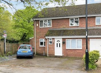 Thumbnail 5 bed semi-detached house for sale in Newtown Road, Southampton