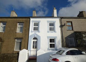 Thumbnail 3 bed terraced house for sale in Porthyfelin, Holyhead, Sir Ynys Mon