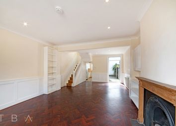 Thumbnail 3 bed terraced house to rent in Woodseer Street, London