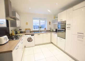 Thumbnail 3 bed semi-detached house for sale in Wilds Cross, Redhouse Park, Milton Keynes