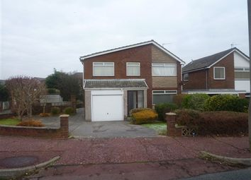 Thumbnail 4 bed property to rent in Glenridding Drive, Barrow-In-Furness