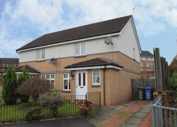 Thumbnail 2 bed semi-detached house for sale in Cromer Gardens, Ruchill, Glasgow