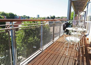 Thumbnail 1 bed flat for sale in Aster Court, Woodmill Road
