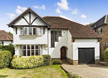 Thumbnail 4 bed detached house for sale in Glebe Hyrst, Sanderstead, South Croydon, Surrey