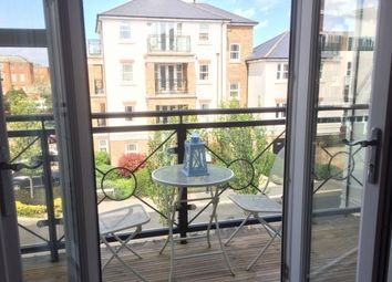 Thumbnail 1 bed flat for sale in Hurlington Court, 1 Woodmill Close, London