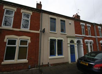 Thumbnail 3 bedroom terraced house for sale in Muscott Street, St James, Northampton