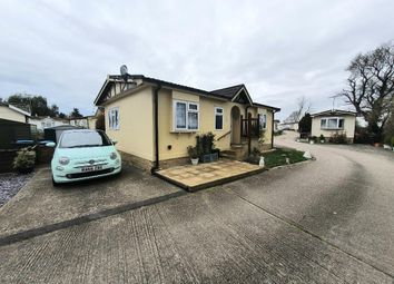 Thumbnail 2 bed bungalow to rent in The Marigolds, Shripney Road, Bognor Regis