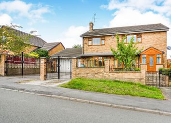 4 bed detached house for sale in Church Street, Gwersyllt, Wrexham LL11