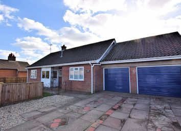 Thumbnail 3 bedroom detached bungalow to rent in Lynn Hill, Yaxham Road, Dereham