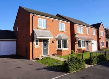 Thumbnail 4 bedroom detached house for sale in Waltho Street, Wolverhampton