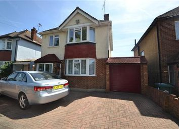 Thumbnail 3 bed detached house for sale in Long Lane, Stanwell, Staines