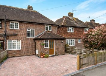 Thumbnail 3 bedroom semi-detached house for sale in Wonersh, Guildford, Surrey