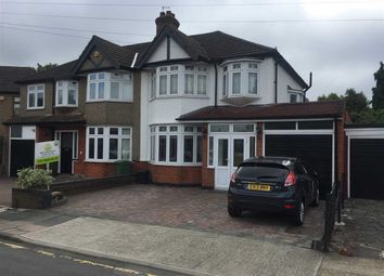 Thumbnail 4 bedroom semi-detached house to rent in Woodlands Road, Gidea Park, Romford