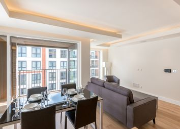 Thumbnail 2 bed flat to rent in Meadows House, Chelsea Creek