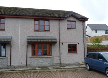 Thumbnail 2 bed flat to rent in 21 Millbuie Street, Elgin