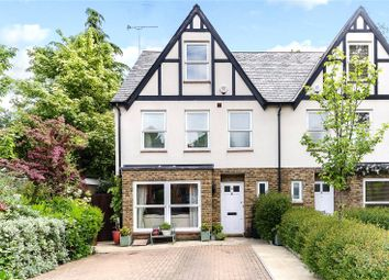 Thumbnail 4 bed end terrace house to rent in Hillside Road, Chorleywood, Rickmansworth, Hertfordshire