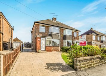Thumbnail 3 bed semi-detached house for sale in Arnold Avenue, Charnock, Sheffield