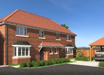 Thumbnail 3 bed semi-detached house for sale in Southampton Road, Park Gate, Southampton