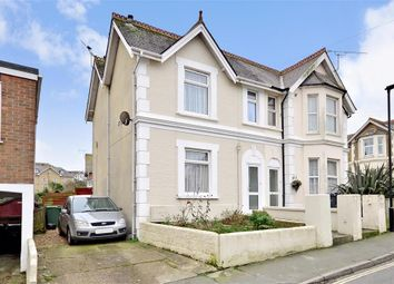 Thumbnail 3 bed semi-detached house for sale in Hatherton Road, Shanklin, Isle Of Wight