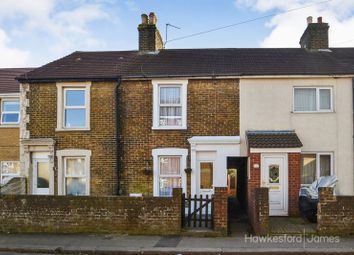 Thumbnail 3 bed terraced house to rent in Thomas Road, Sittingbourne