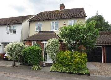 Thumbnail 3 bed detached house for sale in Gate Lodge Way, Laindon, Basildon