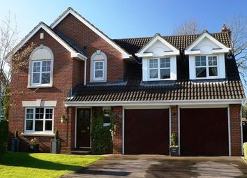Thumbnail 4 bed detached house for sale in Ferndale Close, Almondsbury, Bristol