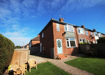 Thumbnail 3 bed end terrace house to rent in Mildred Grove, York
