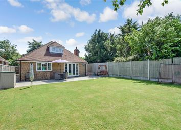 Brishing Lane, Boughton Monchelsea, Maidstone, Kent ME17. 4 bed bungalow