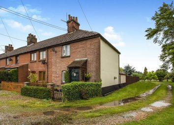 Thumbnail 2 bed end terrace house for sale in Harling Road, Norwich, Norfolk