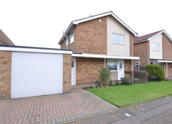 Thumbnail 3 bedroom detached house for sale in Chenery Drive, Sprowston, Norwich