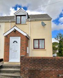Thumbnail 2 bed end terrace house to rent in Park Lane, Pembroke Dock