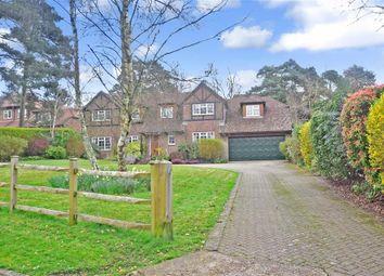 5 bed detached house for sale in Bracken Close, Storrington, West Sussex RH20