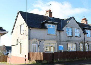 Thumbnail 3 bedroom end terrace house for sale in Beech Grove, Oakdale, Blackwood