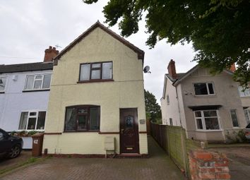 Thumbnail 2 bed end terrace house for sale in Messingham Road, Bottesford, Scunthorpe