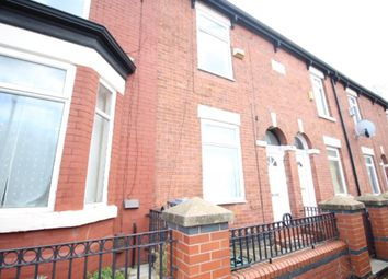 Thumbnail 2 bed terraced house for sale in Vine Street, Manchester