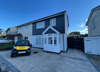 Thumbnail Semi-detached house for sale in Manford Way, Chigwell
