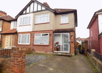 Thumbnail 3 bedroom semi-detached house to rent in Clewer Crescent, Harrow